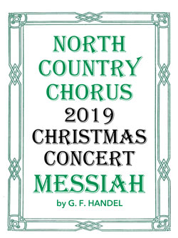 North Country Chorus Christmas Concert