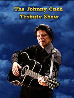 The Johnny Cash Tribute Show - George Richard