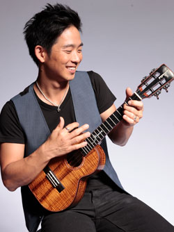 American ukulele virtuosoFriday, October 9, 8:00 pmLocation: Colonial Theatre2050 Main StBethlehem, NHTicket: $68 Reserved, $52 General admission, $44 Members general admission.With only four strings, Jake Shimabukuro is a humble master whose mission is to connect and inspire people. Whether one on one or in front of an audience of thousands, Jake shares a deep emotional connection with the listener that is open, magical and transcendent.Often referred to as the Miles Davis, Jimi Hendrix, Bruce Lee and Michael Jordan of his craft, Jake delivers performances around the world with an out-of-the-box blend of stunning virtuosity, deep musicality and a natural entertainer's flair.Jake the ukulele to places no one has gone before, performing awe inspiring music that ranges from jazz, blues, and rock to bluegrass, classical, and folk.