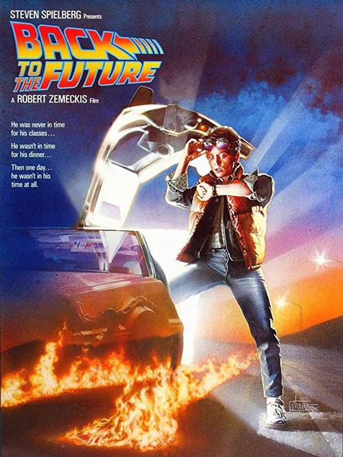 Drive in Movie: Back to the Future