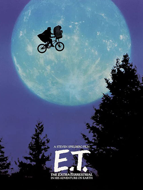 Drive in Movie: E.T. The Extraterrestrial