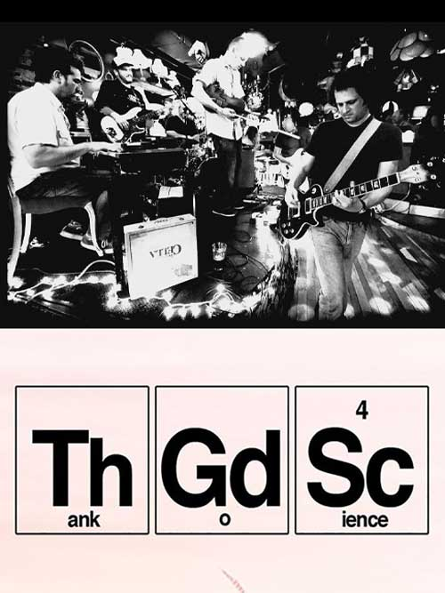 Drive in Concert: Thank God For Science