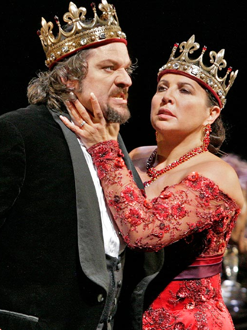 "Nightly Met Opera StreamsAvailable for 20 hours starting Sunday, January 31, 7:30 pmLocation:Metropolitan Opera WebsiteTickets: FreeThe plot may be focused on the eponymous Scottish king, but Verdi's high-flying take on Shakespeare's drama boasts three powerhouse arias for Lady Macbeth, making it a signature showpiece for divas at the very top of their game. Drawing equally on showstopping vocal virtuosity and deftly crafted drama, Verdi's version of this tale of intrigue and power will keep you on the edge of your seat for all four razor-sharp acts.All ""Nightly Met Opera Streams"" will begin at 7:30pm EDT and will remain available via the homepage of metopera.org for 20 hours. The homepage link will open the performance on the Met Opera on Demand streaming service. The performance will also be viewable on all Met Opera on Demand apps. Due to unprecedented demand and web traffic, we recommend you access the stream through the Met Opera on Demand apps for Apple, Amazon, and Roku devices and Samsung Smart TV."