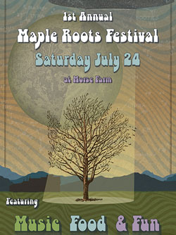 Maple Roots Music Festival